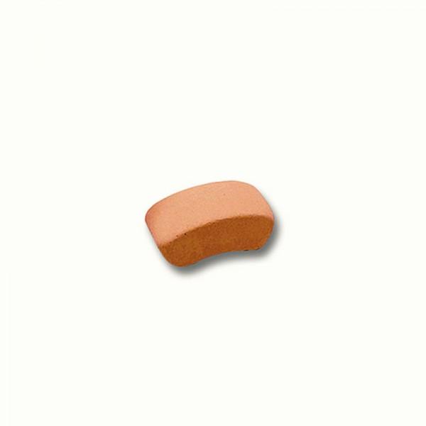 Teifoc Bogenstein, halbrund, Miniaturziegel aus Ton