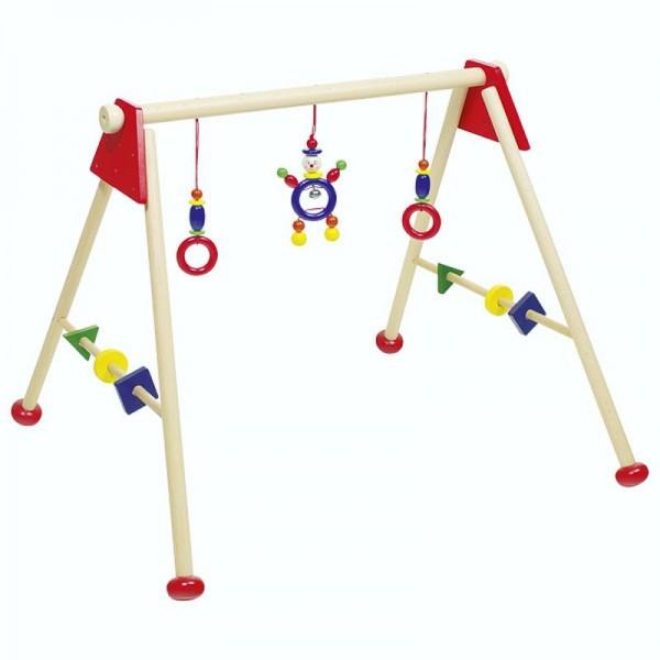 Baby-Fit rot, Greif- und Spieltrainer