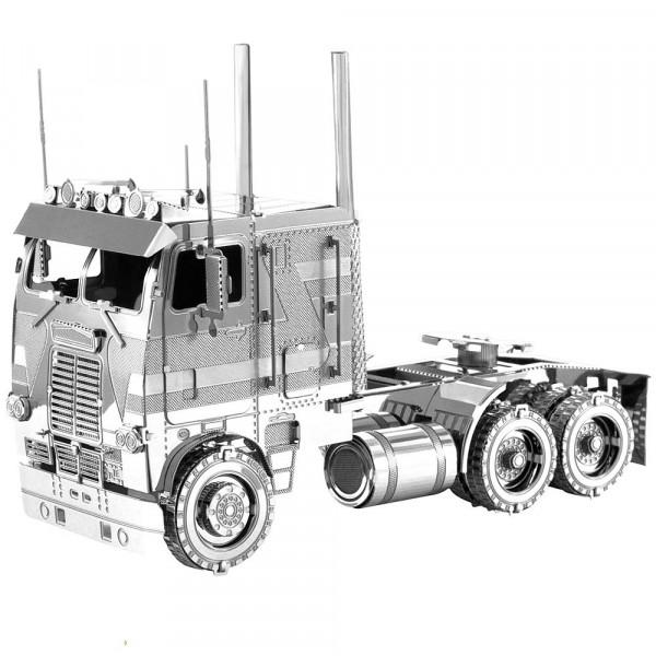 Metal Earth 3D Metallbausatz Freightliner - COE Truck