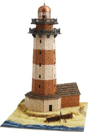 Domus Kits Steinbausatz Leuchtturm 2 H0