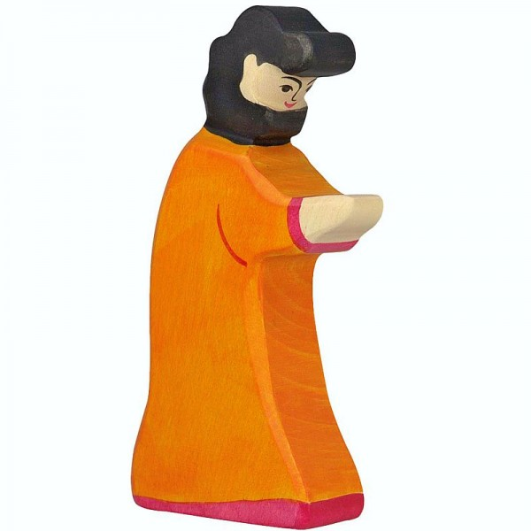 Holztiger Krippenfigur Josef