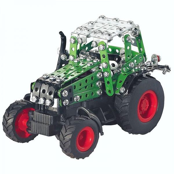 Metallbaukasten Micro Series - Traktor Fendt 800 Vario