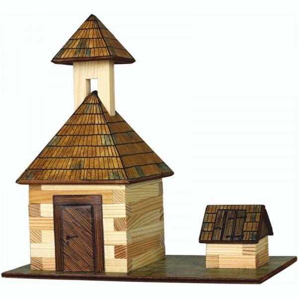 Walachia Holzbausatz Glockenturm