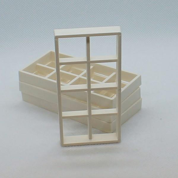 Fenster hoch, Modellbauzubehör, 4 Stk. aus Kunststoff