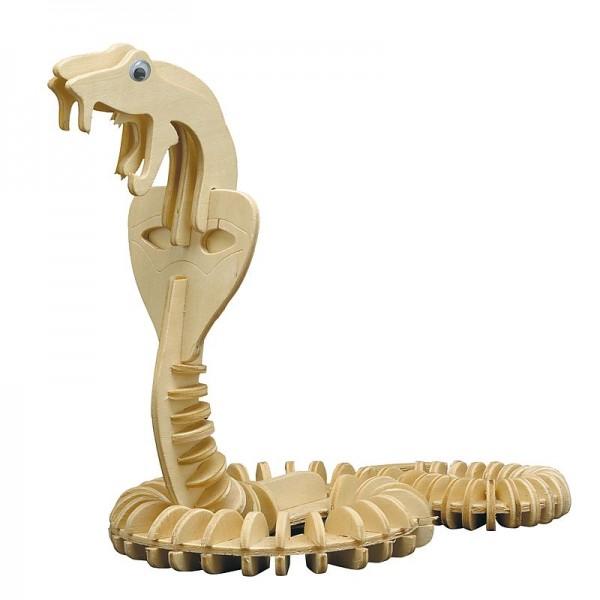 Pebaro Holzbausatz Kobra