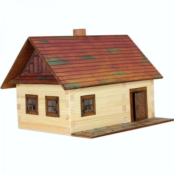 Walachia Holzbausatz Bauernhäuschen