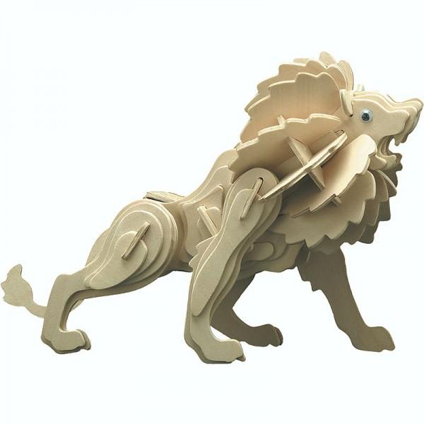 Pebaro Holzbausatz Löwe