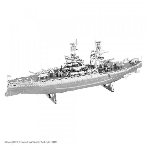 Metal Earth 3D-Metallbausatz Kriegsschiff USS Arizona