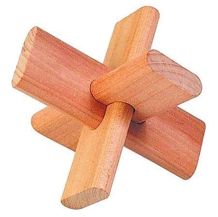 Goki Puzzle, Das Kreuz