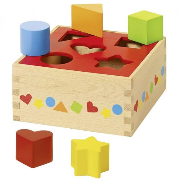 Goki Sortierbox aus Holz