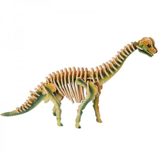 3 D Holzbausatz Brachiosaurus