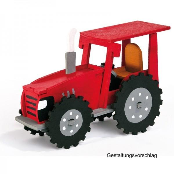 Pebaro Holzbausatz Traktor