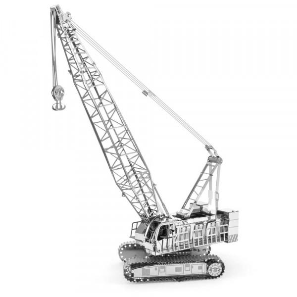 Metal Earth 3D Metallbausatz, Crawler Crane, Ketten Kran