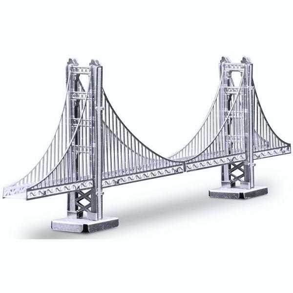 Metal Earth 3D-Metallbausatz Golden Gate Bridge