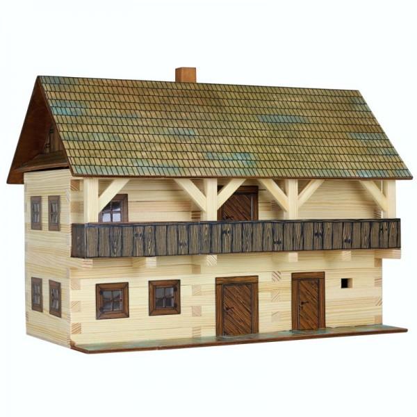 Walachia Holzbausatz Magistratshaus