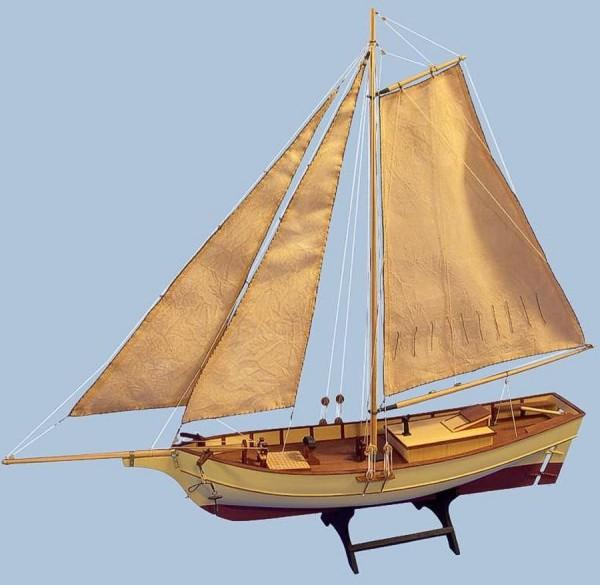 Schiffbausatz Bosporus Segelkutter