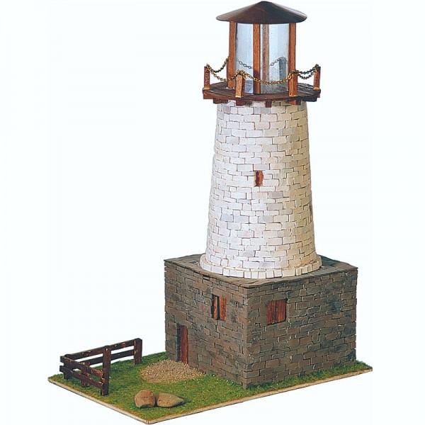 Domus Kits Steinbausatz Leuchtturm 1