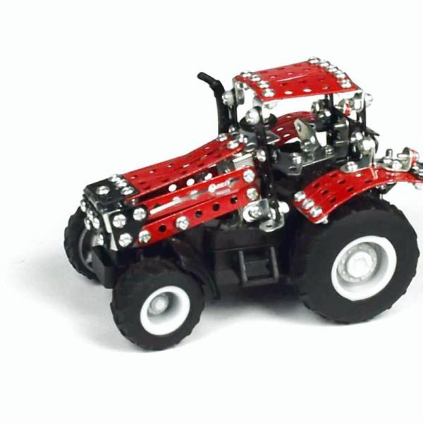 Metallbaukasten Micro Series - Traktor Case IH Magnum 340