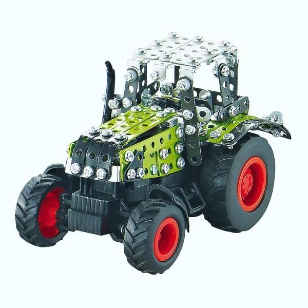 Metallbaukasten Micro Series - Traktor CLAAS AXION 850