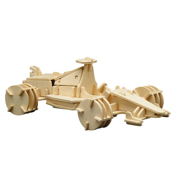 Pebaro Holzbausatz Formel 1 Rennwagen