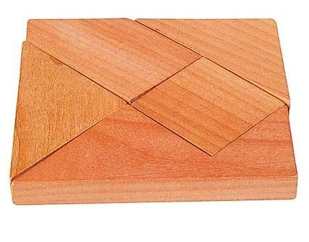Goki Puzzle, Das Quadrat