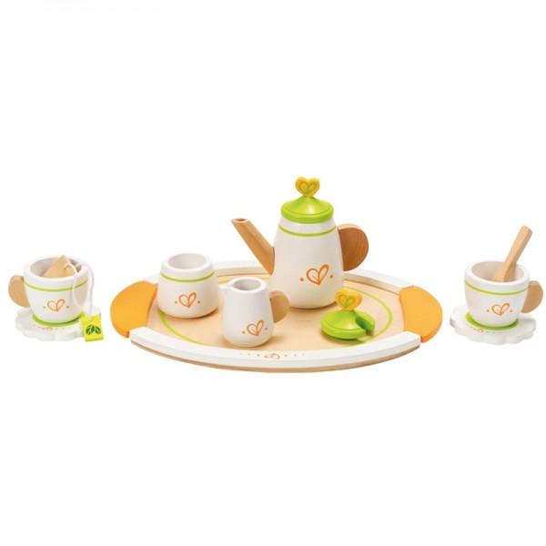 Teeservice für zwei, 12teilig, Holzspielzeug