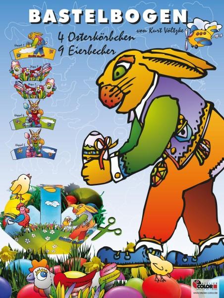 Bastelbogen Ostern