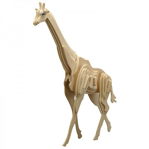 Pebaro Holzbausatz Giraffe