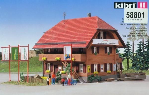 Kibri H0 58801 Heimatstube mit Kräutergarten