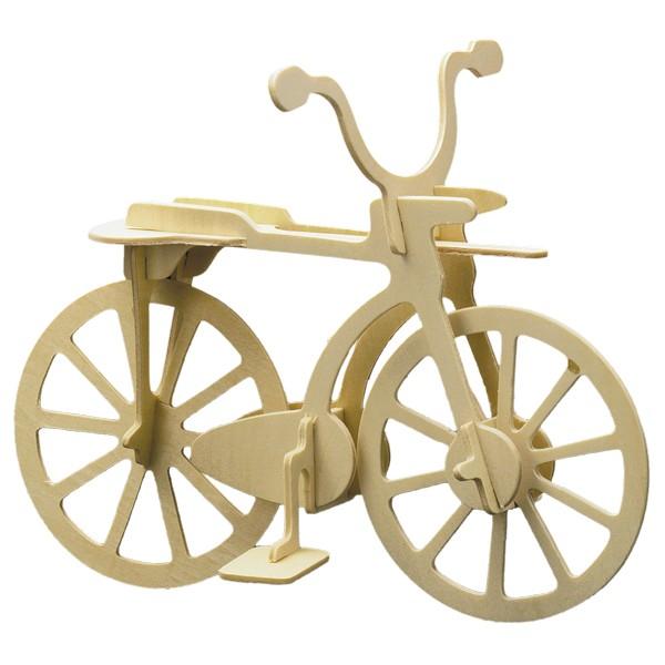 Pebaro Holzbausatz Fahrrad