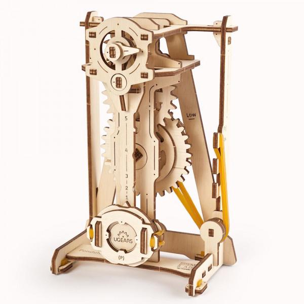 Ugears 3D Holzbausatz Pendel, Stem Lab Lernbausatz