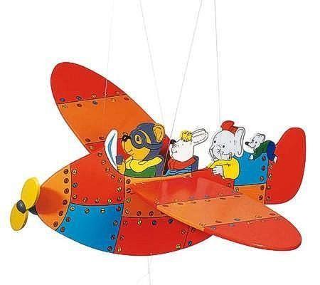 Goki Schwingfigur Animal Airlines