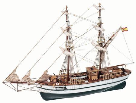 Occre Aurora 1:65 Schiffsbausatz