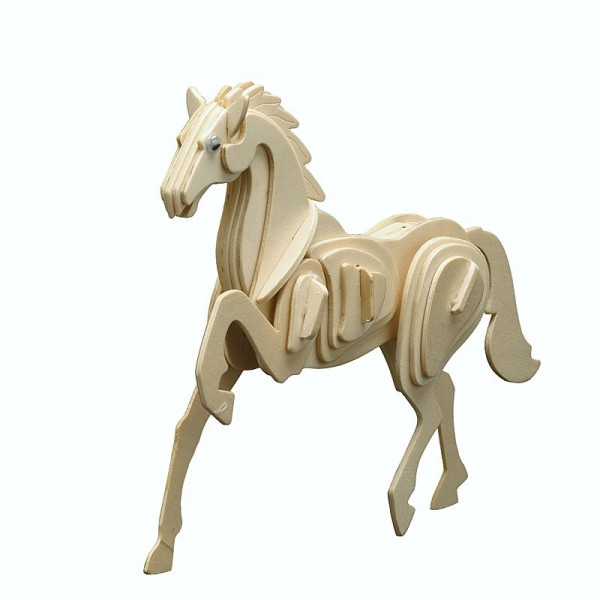 Pebaro Holzbausatz Pferd