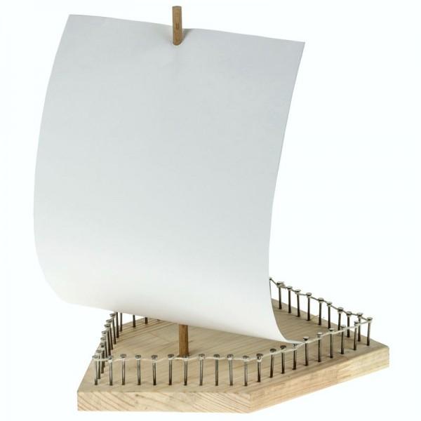 Holzbauset Schiff