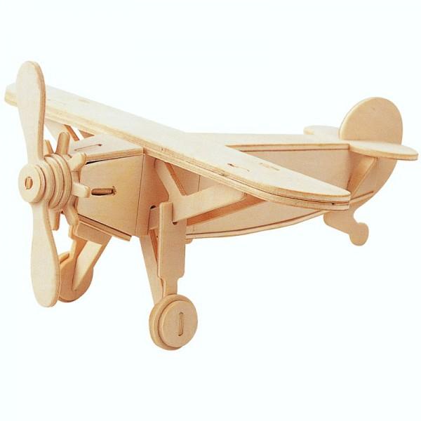 Holzbausatz Flugzeug, Gepetto`s Aeroplane