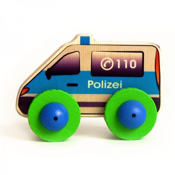 Hess Holzspielzeug Rolli Polizei