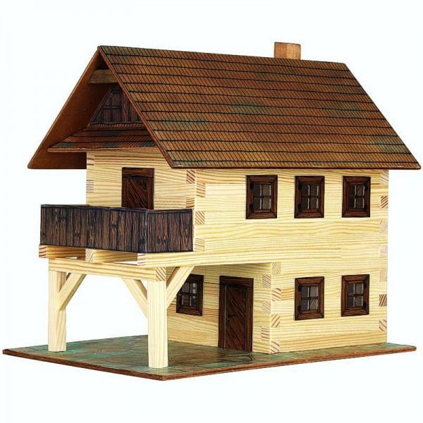 Walachia Holzbausatz Rathaus