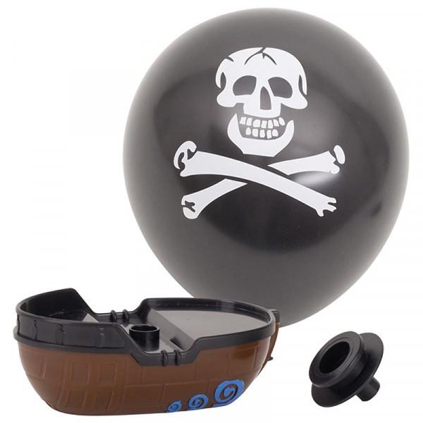 Luftballonboot Pirat