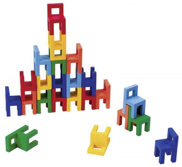 Stapelsspiel Stühle