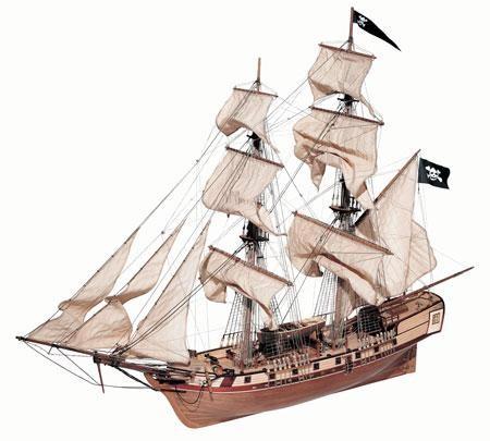 Occre Corsair 1:80 Schiffsbausatz
