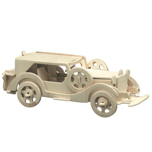 Pebaro Holzbausatz Auto Ford V8