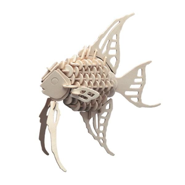 Pebaro Holzbausatz Fisch-Skalar