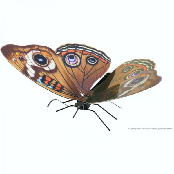 Metal Earth Bausatz Schmetterling Butterfly Buckeye