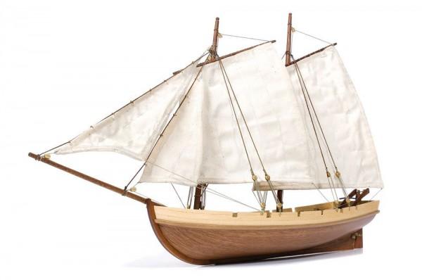 Bounty Rettungsboot, Occre Schiffbausatz aus Holz im M 1:24