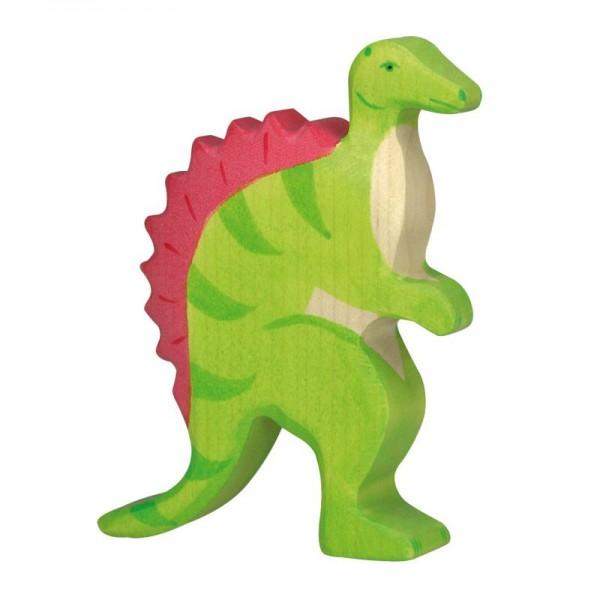 Holztiger Spielfigur Dinosaurier Spinosaurus