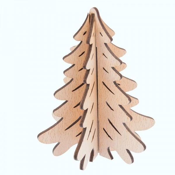 Steck-Christbaum aus Holz