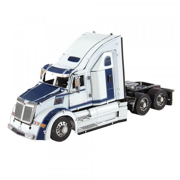 Metal Earth 3D Metallbausatz, LKW Western Star® 5700XE Phantom Truck