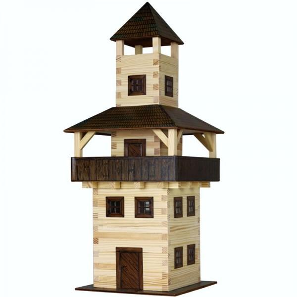 Walachia Holzbausatz Turm