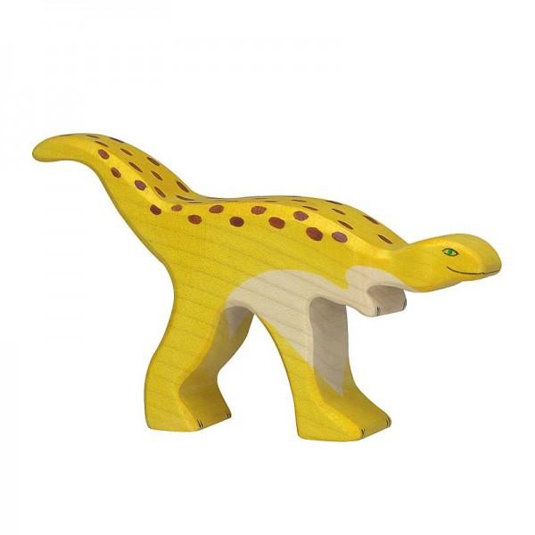 Holztiger Spielfigur Dinosaurier Staurikosaurus